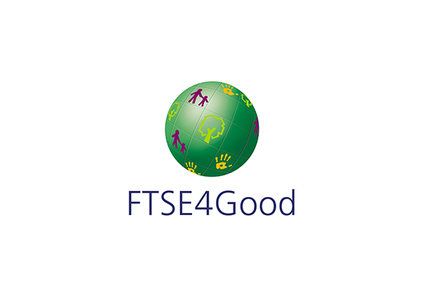 Earned selection to the FTSE4Good Index series