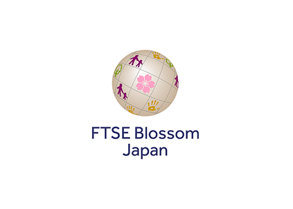 Earned selection to the FTSE Blossom Japan Index